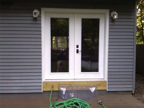 how to attach siding to house attaching deck and siding