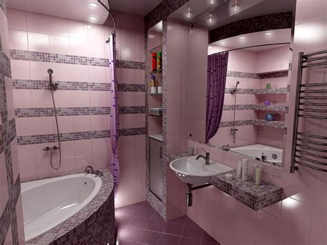 unconventional bathroom themes unconventional purple bathroom design and d 233 cor ideas
