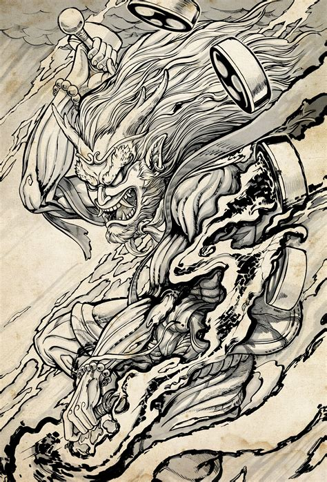 japanese oni tattoo best 25 oni ideas on oni mask