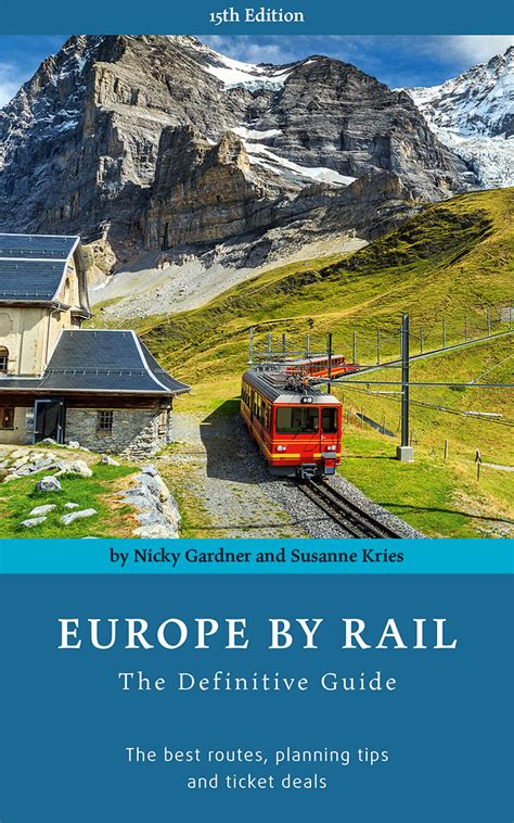 european rail timetable winter 2017 2018 edition books europe by rail the book spec