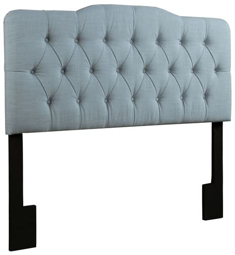 upholstered headboard shapes leisure seagls king upholstered soft shape headboard ds