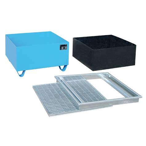 Stahlblech Verzinkt 3mm by Auffangwanne Ab 200 Liter Gitterrost 3 Mm Stahlblech
