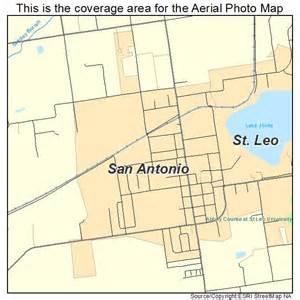 san antonio florida map aerial photography map of san antonio fl florida
