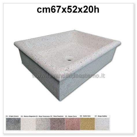 lavabo per giardino lavello da giardino pl457 lavandini da esterno lavelli