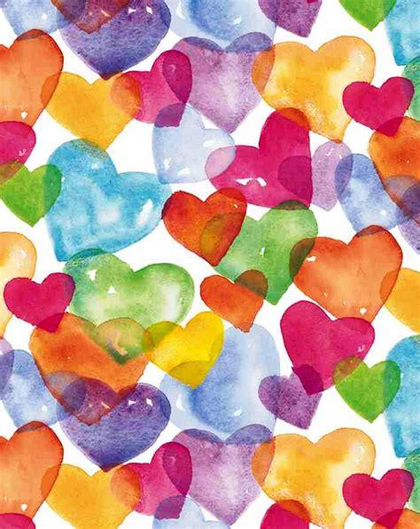 heart pattern rainbow heart background hearts pinterest heart background