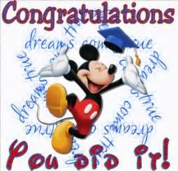 congratulations you did it graduation greetings graduation occasional