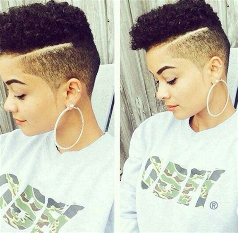 how to cut faded twa would you rock a fade 20 of the hottest natural hair