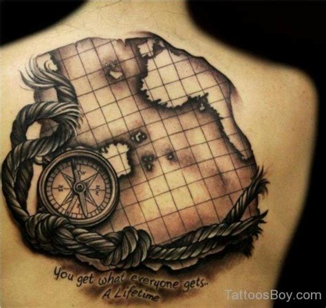 map tattoo designs map tattoos designs pictures page 5