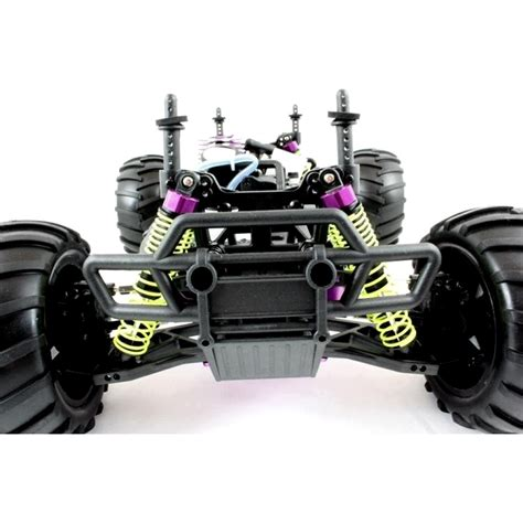 monster truck nitro 4 1 10 nitro rc monster truck grim reaper