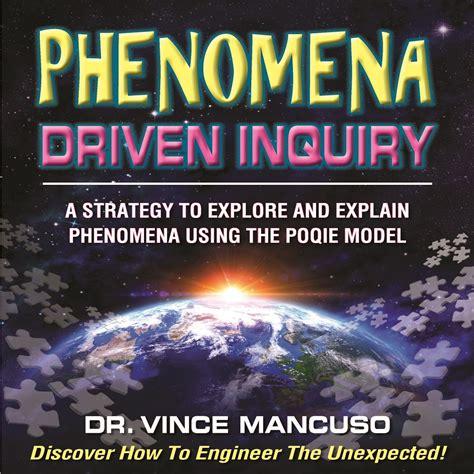driven books phenomenadriveninquiry 187 phenomena driven inquiry book