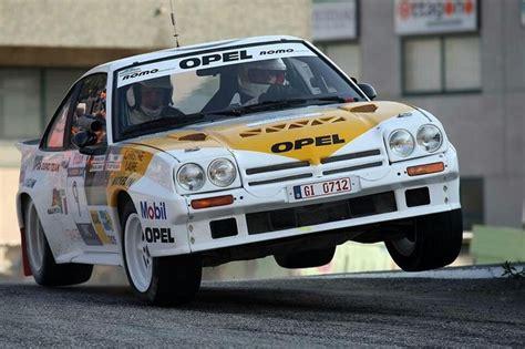 Opel Manta Rallye by Opel Manta 400 Rally Cars Big Opel