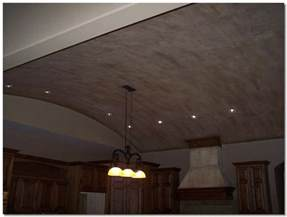 river city finishes ceiling finishes