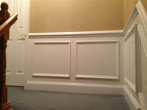 What Does Wainscoting mki custom trimwork and painting wainscoting