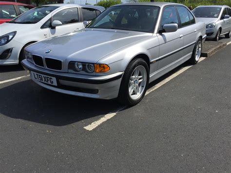 used 2001 bmw 7 series for sale in guildford surrey pistonheads used 2001 bmw 7 series 728i sport for sale in leicestershire pistonheads
