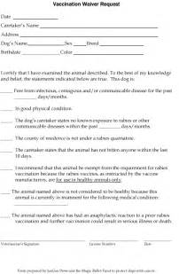 waiver form free printable documents