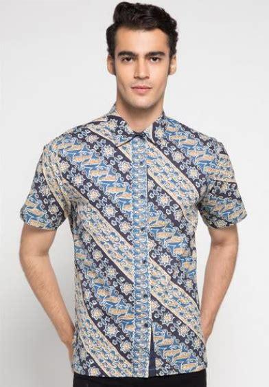 Baju Pria Keren 25 Model Baju Batik Pria Terpopuler 2018 2019 Info