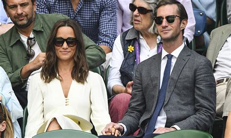 pippa middleton husband congratulation to catherine duchess of cambridge s brother