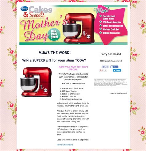 20 successful mother s day contest ideas you ll