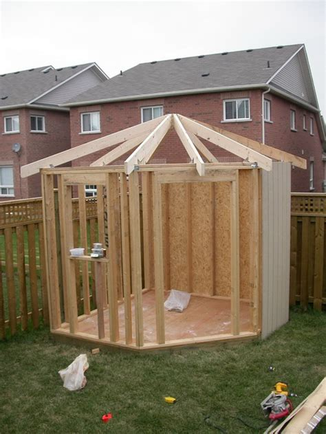 how to create a house plan shed