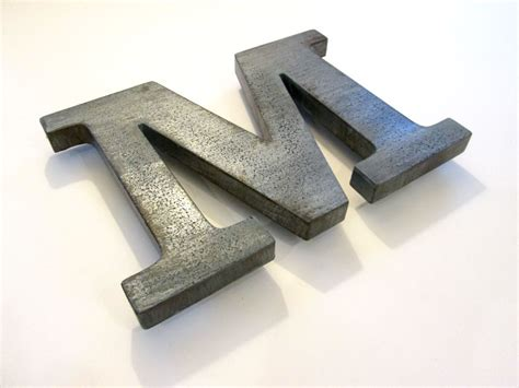 Metal Letters For Signs