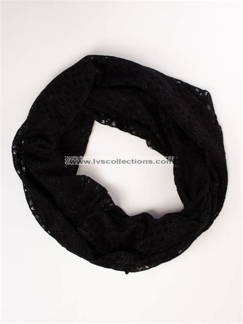 lightweight infinity scarf lvs1013 lightweight infinity scarf with open squares