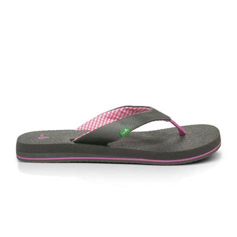 Sanuk Mat Flip Flops Womens by Sanuk S Mat Flip Flops Ebay