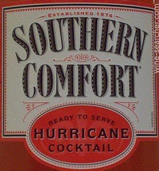 southern comfort hurricane price history nv southern comfort hurricane cocktail