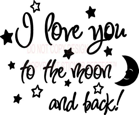 i love you to the moon and back tattoo i you to the moon and back again baby nursery