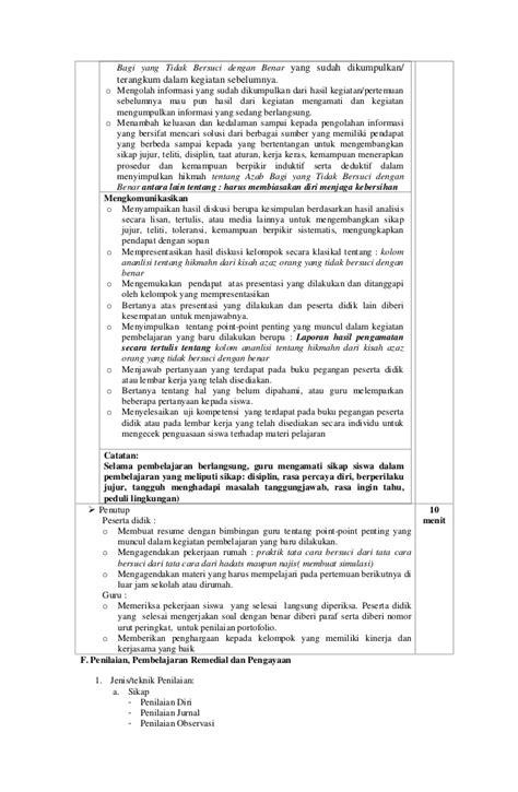 Buku Cermat Dalam Berbahasa Teliti Dalam Berpikir Ed4 rpp fikih mts kelas vii