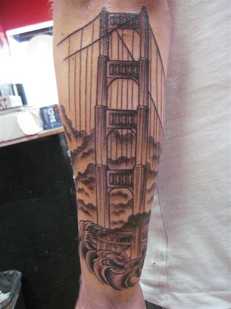 sf tattoo designs golden gate bridge by megan yelp