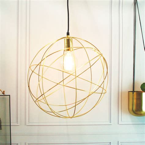 brass globe pendant light gold brass globe ceiling pendant light orb chandelier by