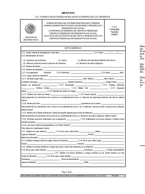 constancia de no arresto df formato oficial para iniciar tr 193 mite de visita a internos
