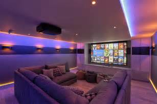 20 well designed contemporary home cinema ideas for the