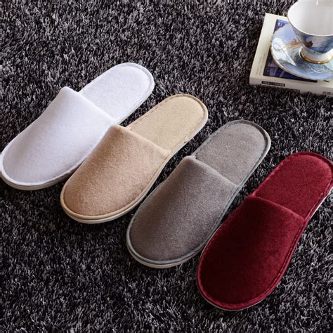 hotel slippers wholesale 4colors wholesale new summer hotel slippers non