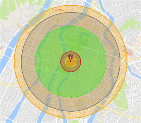 nukemap by alex wellerstein nuke map us