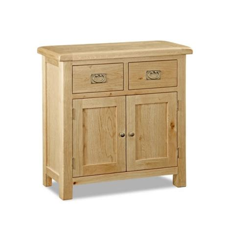 Mini Sideboards salisbury oak mini sideboard 596 054 review compare prices buy