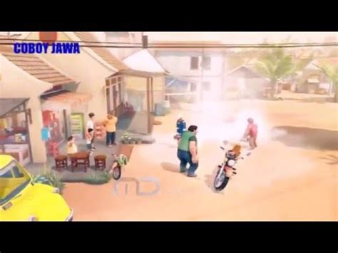 film kartun jarwo terbaru film kartun adit sopo jarwo terbaru bang jarwo balap
