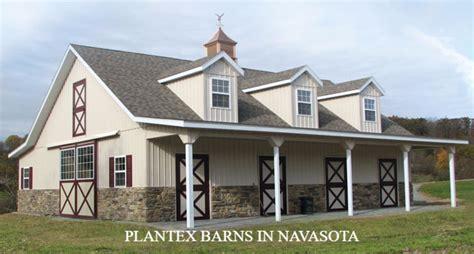 Pole Barn Apartment Barndominium Construction Plantex Barns Navasota Tx