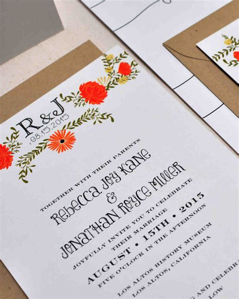 Correct Wording For Wedding Invitations by 8 Details To Include When Wording Your Wedding Invitation