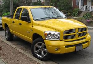 2008 dodge ram pickup 1500 information and photos