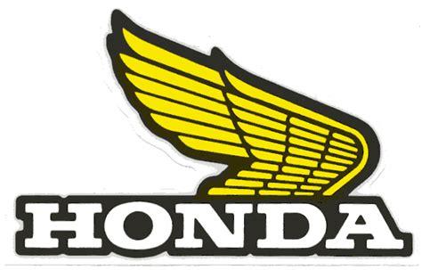 classic honda logo vintage honda motorcycle logo www pixshark com images