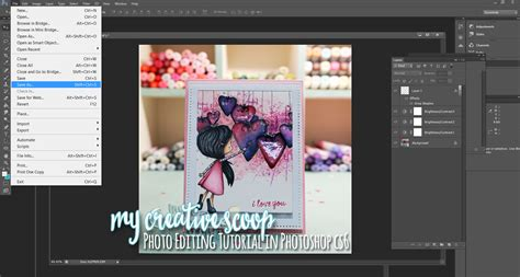 tutorial edit photoshop cs6 how to edit photos in photoshop cs6 my creative scoop
