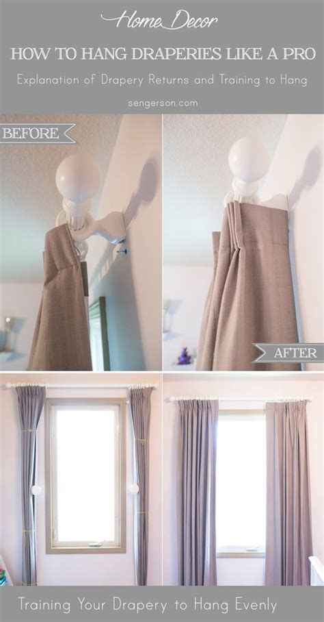 ideas to hang curtains pinterest the world s catalog of ideas