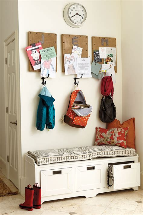 entryway backpack storage 2 ideas for a small space entryway how to decorate
