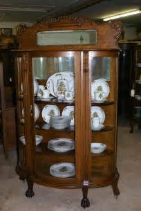Antique Glass Front Bookcase How To Care For Antique China Cabinet Antiques Center