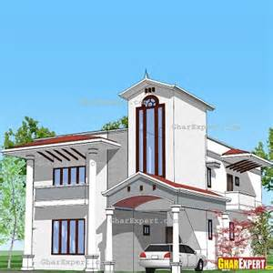 Building Elevation In 12 X40 Sample Architectural Structure Plumbing And Electrical