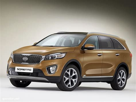 The New Kia Sorento 2015 Kia Sorento Review