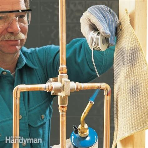 Soldering Plumbing by Best 20 Plumbing Solder Ideas On Soldering
