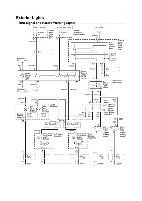 repair guides wiring diagrams wiring diagrams 11 of