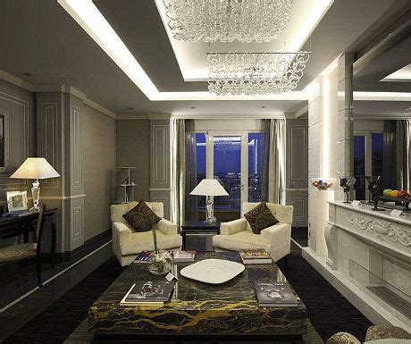 the luxury penthouses perched on the 36th floor of london suite of the week the roman penthouse at the regina hotel